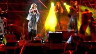 Gypsy Heart Tour à Guadalajala - Take Me Along Performance - 28/05/11