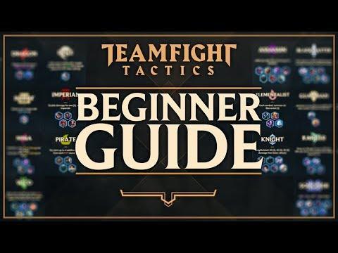 BEGINNER GUIDE - TEAMFIGHT TACTICS (TFT) | Scarra