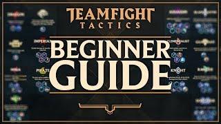 BEGINNER GUIDE   TEAMFIGHT TACTICS (TFT) | Scarra