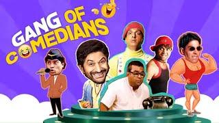 Gang of Comedians - Hindi Comedy Scenes - Rajpal Yadav  - Johnny Lever - Paresh Rawal - Akshay Kumar