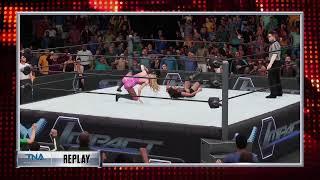 My WWE 2K18 Universe All-CPU Stream: TNA Xplosion (Jan.W2.17)
