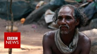 Kerala floods: Tribal chief who refuses to leave the forest- BBC News
