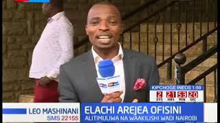 Beatrice Elachi arejea ofisini huku mvutano mkubwa ukitarajiwa kushuhudiwa katika bunge ya kaunti