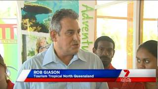Tropical North Qld tourism is in full swing, come and enjoy everything we have on offer