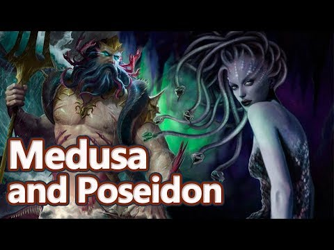 Greek Mythology: Medusa and Poseidon - The Punishment of Athena - See U in History - Ep.01