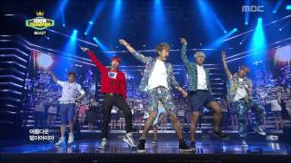 Show Champion, BEAST - Beautiful Night #10, 비스트 - 아름다운 밤이야 20120821