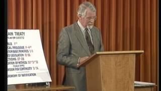 David Pawson - Deuteronomy [1] - Unlocking the bible