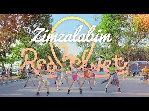 [KPOP IN PUBLIC] Red Velvet 레드벨벳 '짐살라빔 (Zimzalabim)' Dance Cover By B-Wild | ZIP.CODE : Vietnam