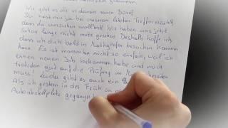 Deutsche Brief Prüfung 123vid