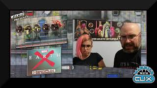 Married With Clix - Earth X Unboxing [Heroclix]