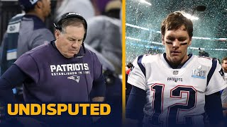 Skip and Shannon on Brady and Belichick's legacies after Super Bowl LII loss | UNDISPUTED