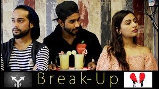 Real Hyderabadi #20 | Break Up | best Comedy Video | DJ Adnan Hyd | Abdul Razzak | Somi Verma