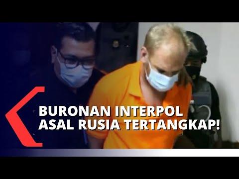 2 Buronan Interpol Rusia Kasus Narkoba Tertangkap, Sempat Kabur 13 Hari dari Imigrasi Bali