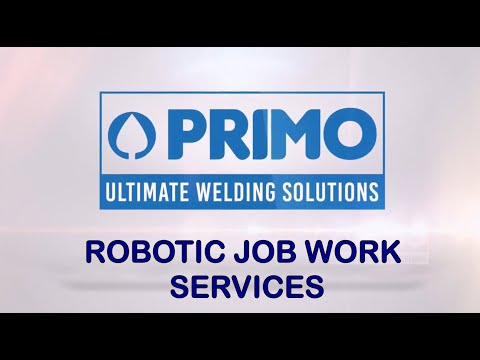 Robotic Welding Job Work Services