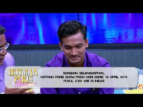 "Bibi Ardiansyah Bingung Ditanya soal ""Ranjang"" Bareng Vanessa di Hotman Paris Show 18 April"