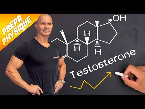 COMMENT BOOSTER SA TESTOSTERONE ?