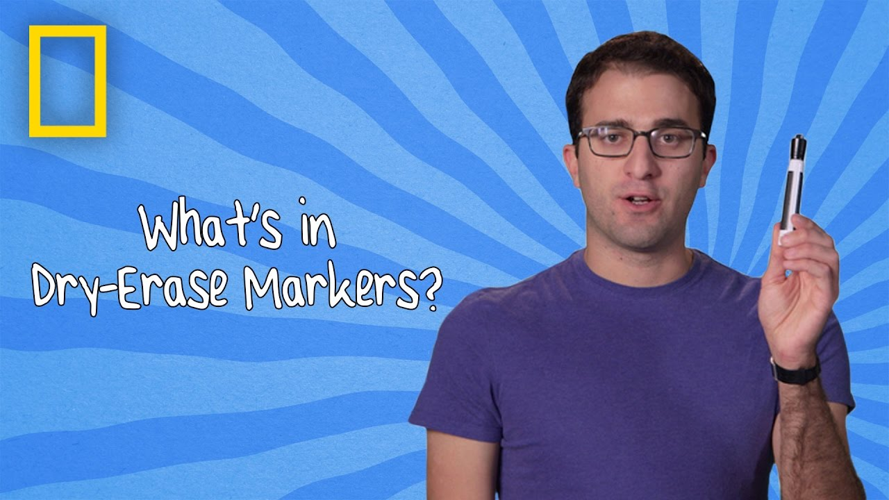 What's in Dry-Erase Markers? | Ingredients With George Zaidan (Episode 10) thumbnail
