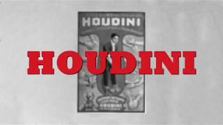 Houdini La maison mystère