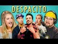 ADULTS REACT TO DESPACITO (Luis Fonsi, ft. Daddy Yankee, Justin Bieber)