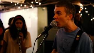 Pinegrove - Cadmium Live on 6-10-15