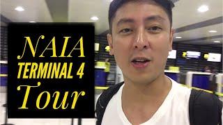 NAIA Terminal 4 Manila Domestic Airport Tour and Tips