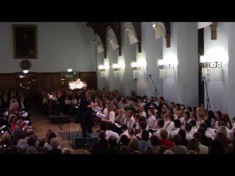 Prayers set to music - Ceremony of Carols 2017