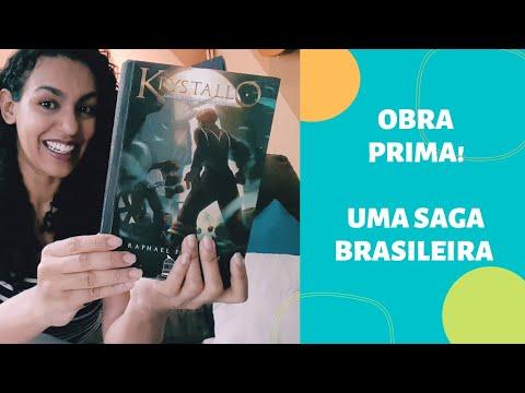 Krystallo, Raphael Fraemam | Livro de fantasia brasileiro | Meu Lugar