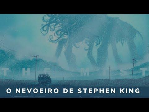 O NEVOEIRO | STEPHEN KING | CRÍTICA LITERÁRIA | LIVRO VS FILME | 30 LIVROS EM 90 DIAS