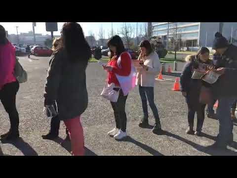 [MCA Concepción 2018] - Público Asistente se prepara para ingresar a MCA Festival Concepción