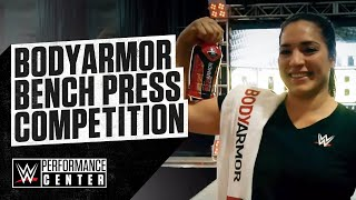 BodyArmor Bench Press Competition