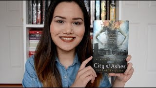 CITY OF ASHES BY CASSANDRA CLARE // Book Review And Discussion