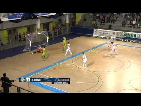 Preview video In Zona 5 & non solo - Jornada 7 - Marfil Santa Coloma 8 vs 7 Montesinos Jumilla