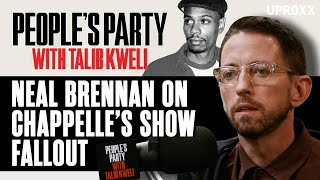 Neal Brennan On Chappelle's Show Fallout & His Working Relationship With Dave   People's Party Clip