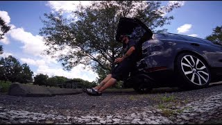 Practicing Yaw-ing into a Rubix Cube and general FPV Freestyle