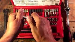 A Must Have Tool!  Rethreader/Thread Cleaner Tool  @GettinJunkDone