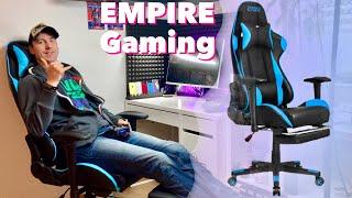 Empire Gaming Stuhl im Test spielen,chillen, flachlegen REVIEW