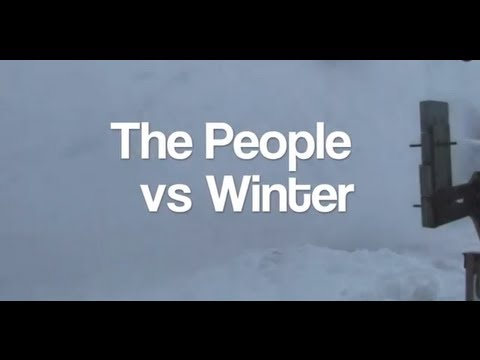 The People vs. Winter - Funny Compilation!