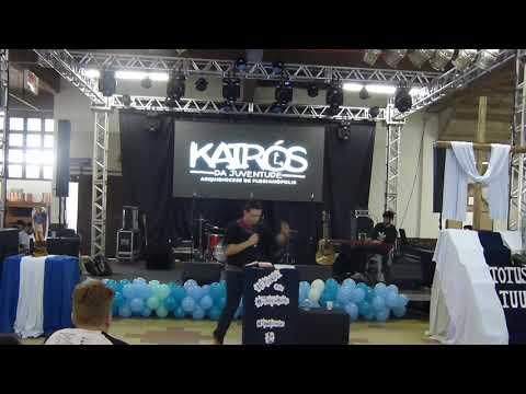 Kairós da Juventude 2018 | 3ª Pregação: Luan A. Chiuchi