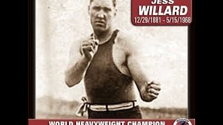 Legendary Heavyweight Champion Jess Willard Vol.17