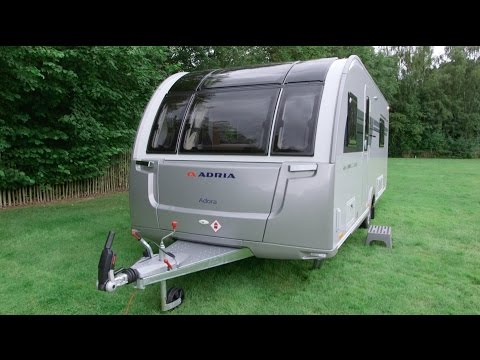 The Practical Caravan Adria Adora 613 UT Thames Platinum Collection review