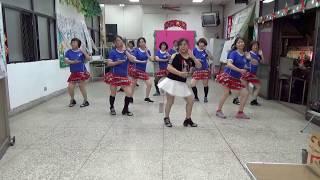 甲北韻律舞蹈  - 泰國恰恰THAI CHA CHA 107 04 03