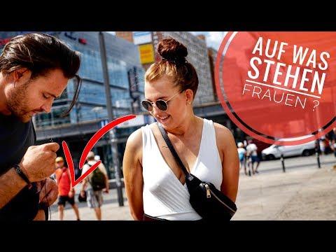 Auf welche Unterwäsche stehen Frauen bei Männern | Live Straßenreaktion