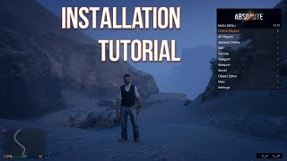 Absolute menu: How to use the injector