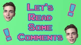 Reading Mean Comments - Jake Paul Edition