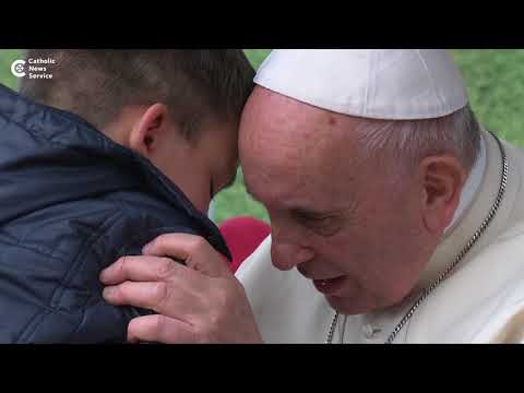 Pope Francis: Young boy asks Holy Father about his atheist father in heaven