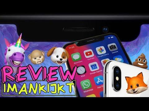 ImanKijkt iPhone X met Sjoerd | Gadget Review