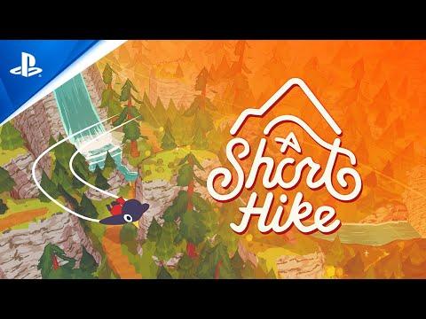 Trailer d'annonce de A Short Hike