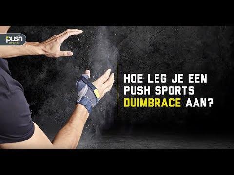 Push Sports Tumskydd Höger