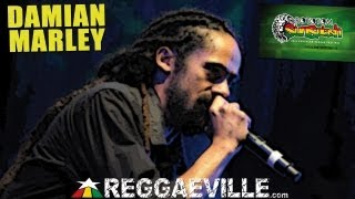 Damian Marley - There For You @ Rototom Sunsplash 2013 [August 24th]