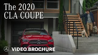 YouTube Video xL34v0JeYDc for Product Mercedes-Benz CLA-Class Sedan & Shooting Brake (C118) by Company Mercedes-Benz in Industry Cars